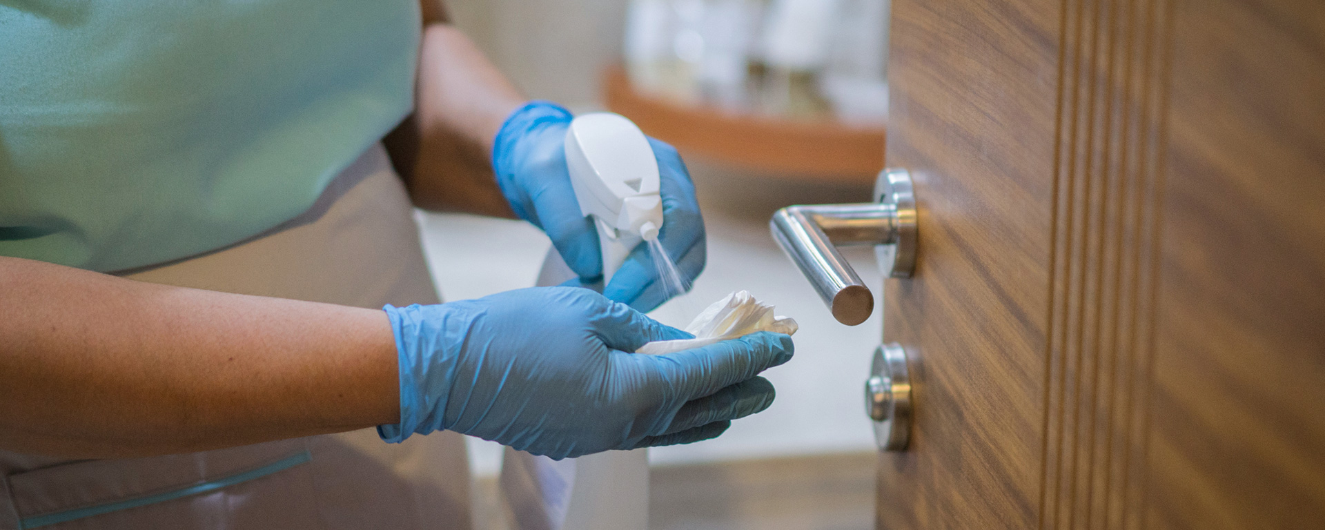 Safety & Cleanliness in The Linchris Hotel Corporation